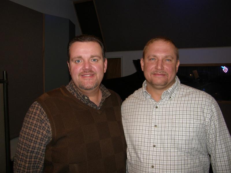 Chris and Scott Barnett