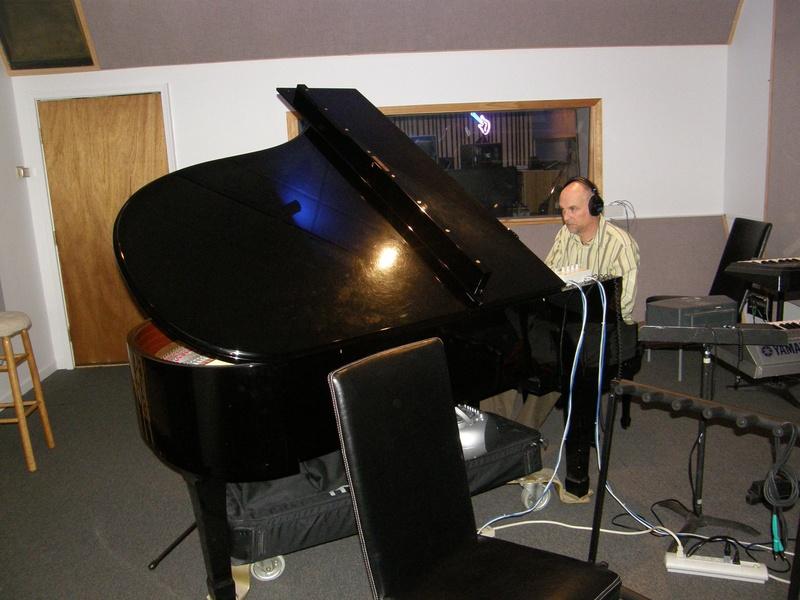 Jeff playing pretty
